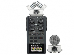 Zoom H6 rejestrator cyfrowy
