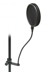 ON-STAGE podwójny Pop Blocker dual screen popfilter