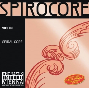 Thomastic Spirocore S519 medium violin struny do skrzypiec 3/4