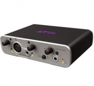 Interface AVID FAST TRACK SOLO audio