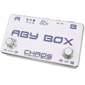 CHAOS A/B/Y SWITCH